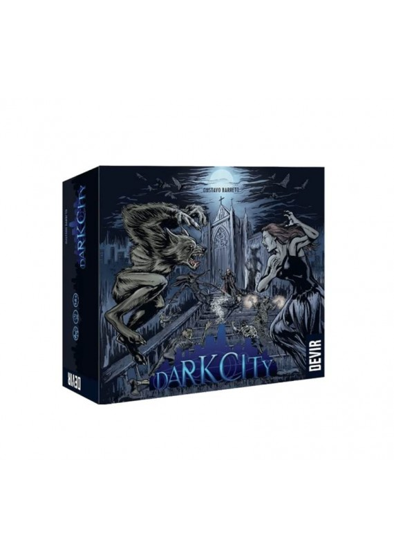 Dark City popup