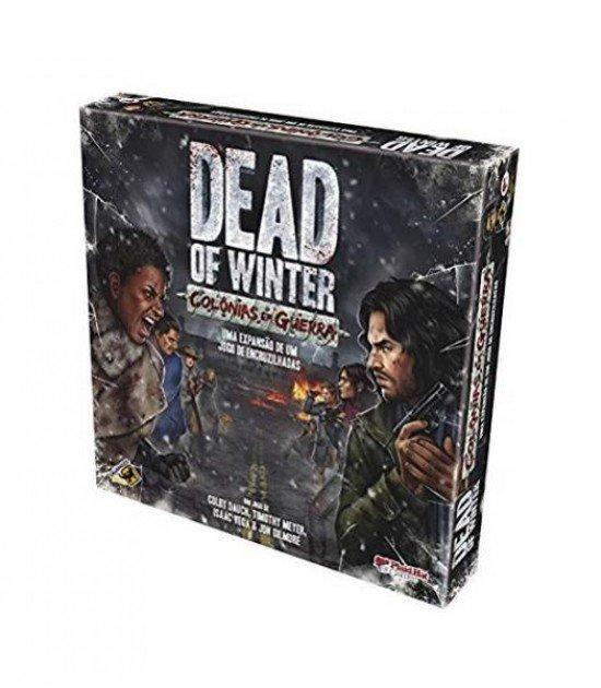 Dead of Winter: colônias em guerra