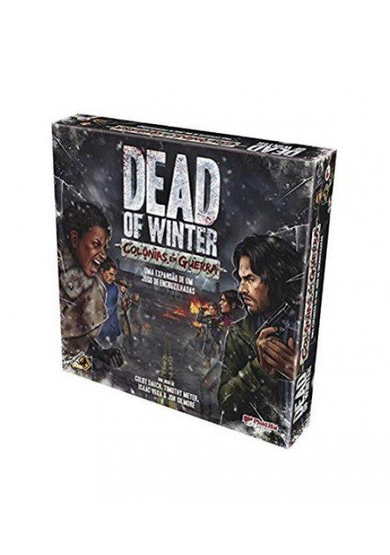 Dead of Winter: colônias em guerra popup