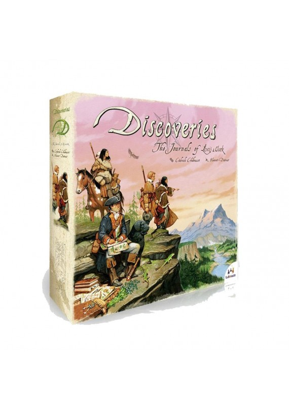Discoveries popup