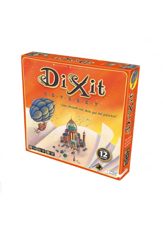 Dixit Odyssey popup