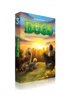 Dogs: Board Game