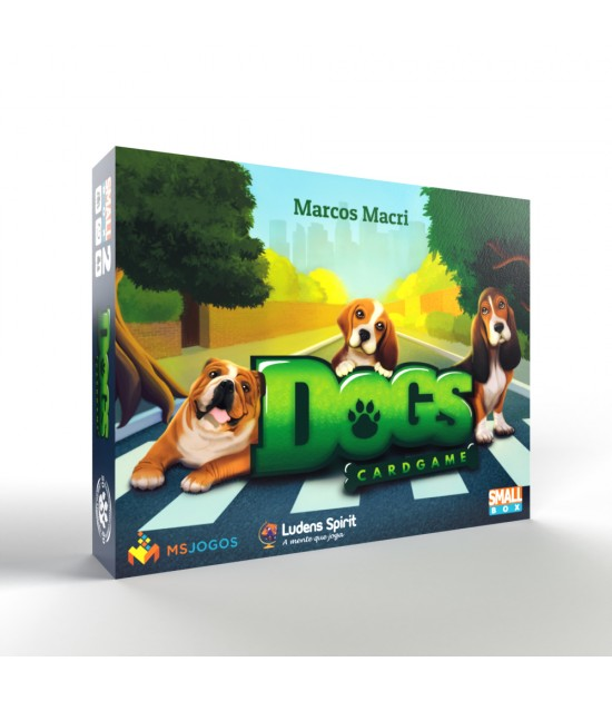 Dogs: Card Game