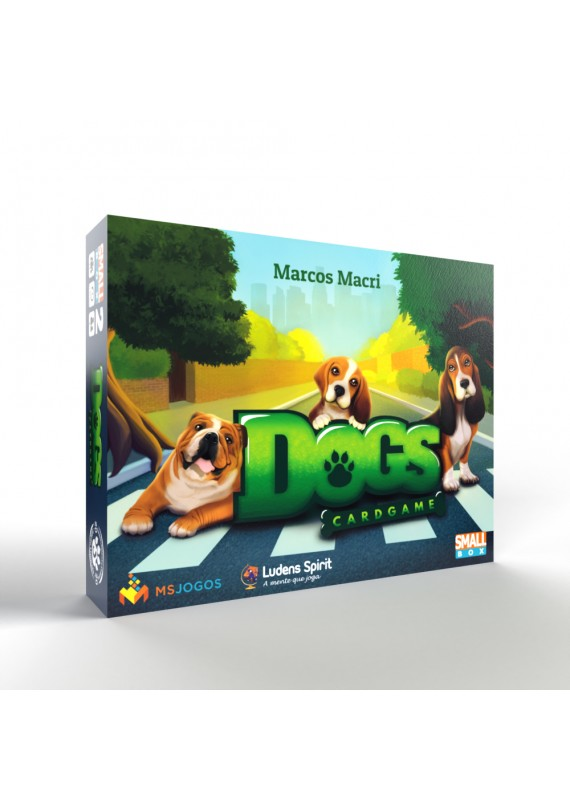 Dogs: Card Game popup