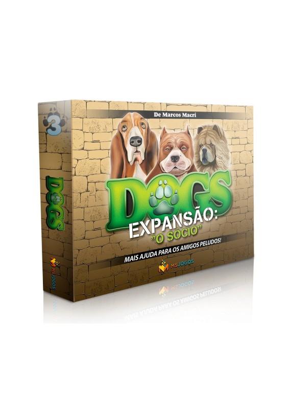 Dogs: O sócio (Expansão) popup