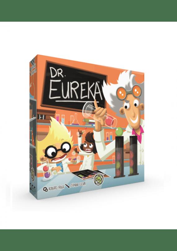 Dr. Eureka popup