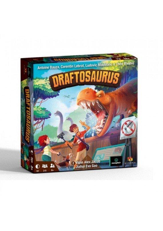 Draftosaurus popup