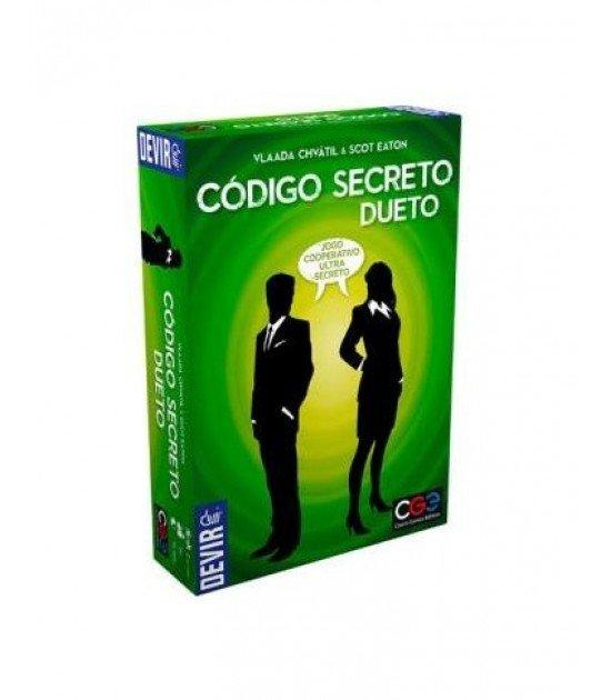 Código secreto: Dueto