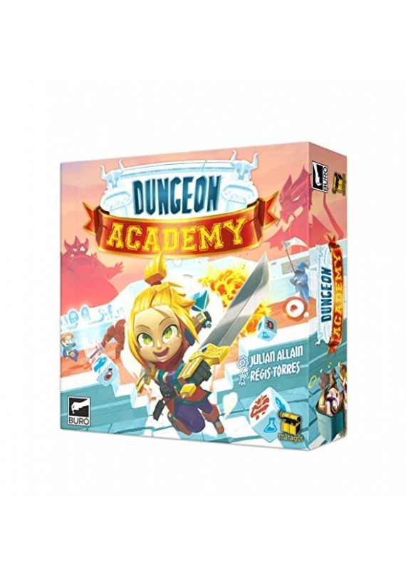 Dungeon Academy popup