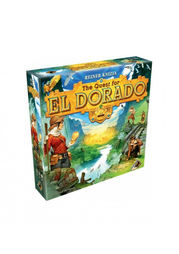 The Quest for El Dorado popup