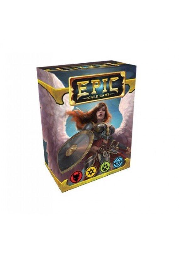Epic: jogo de cartas popup