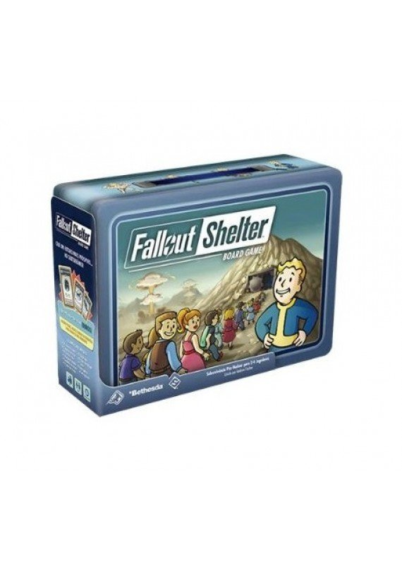 Fallout Shelter popup