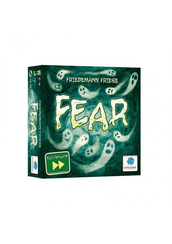 Fear popup