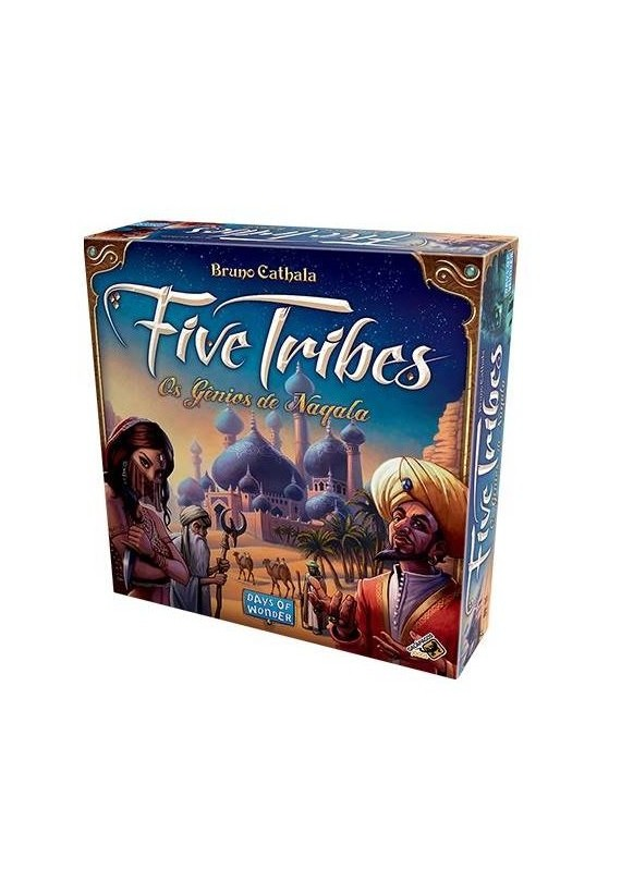 Five tribes popup