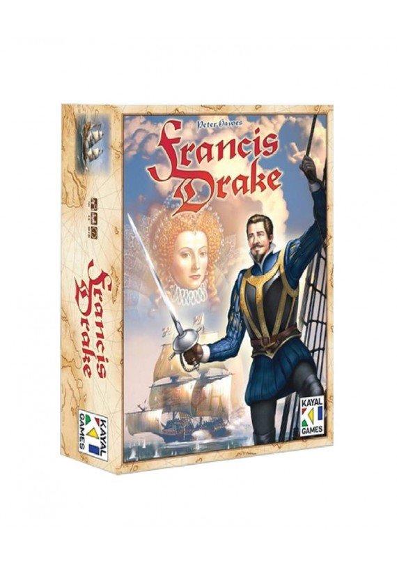 Francis Drake popup