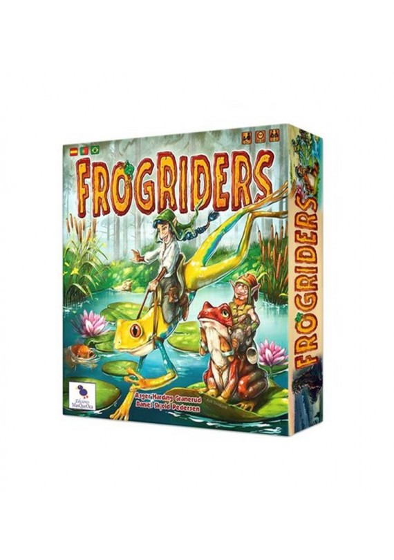 Frogriders popup