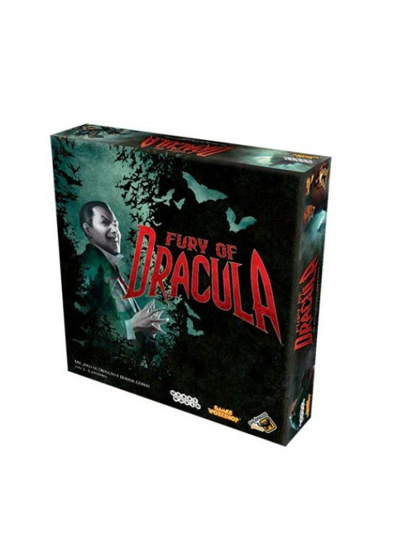 Fury of Dracula popup