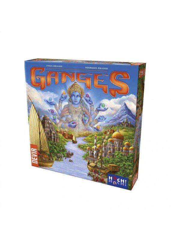 Ganges popup