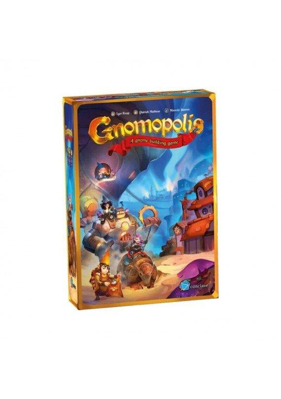 Gnomopolis popup