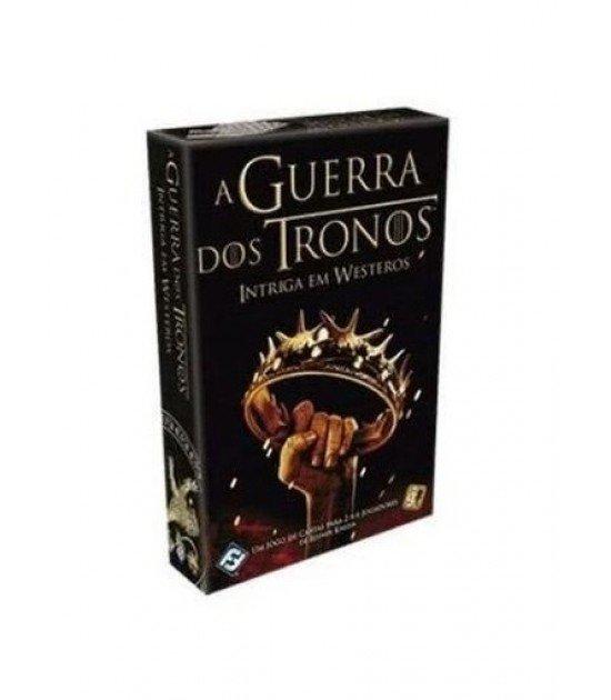A Guerra dos Tronos: Intriga em Westeros