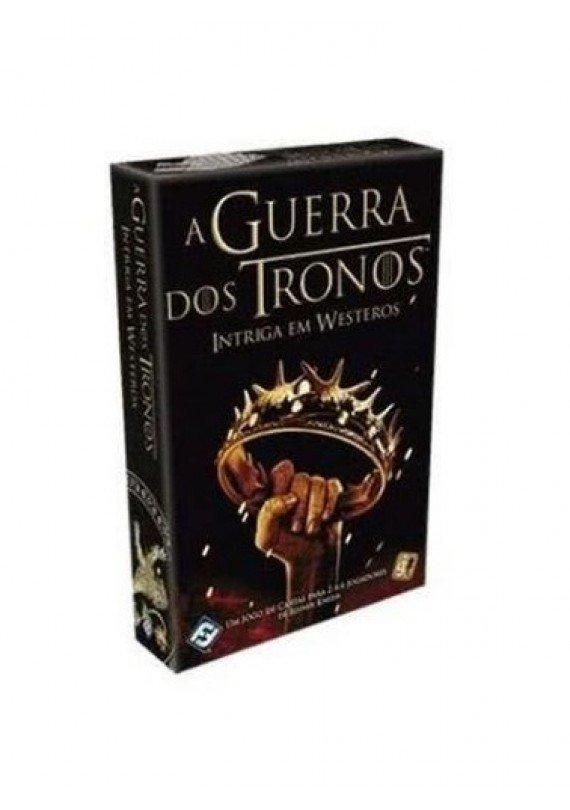 A Guerra dos Tronos: Intriga em Westeros popup