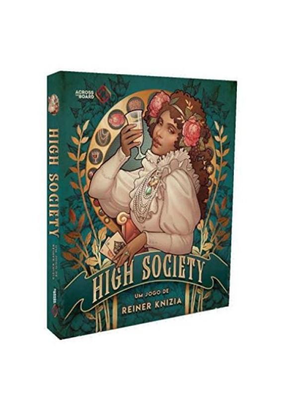 High Society popup