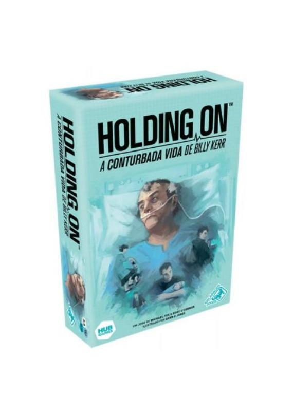 Holding On: A conturbada vida de Billy Kerr popup