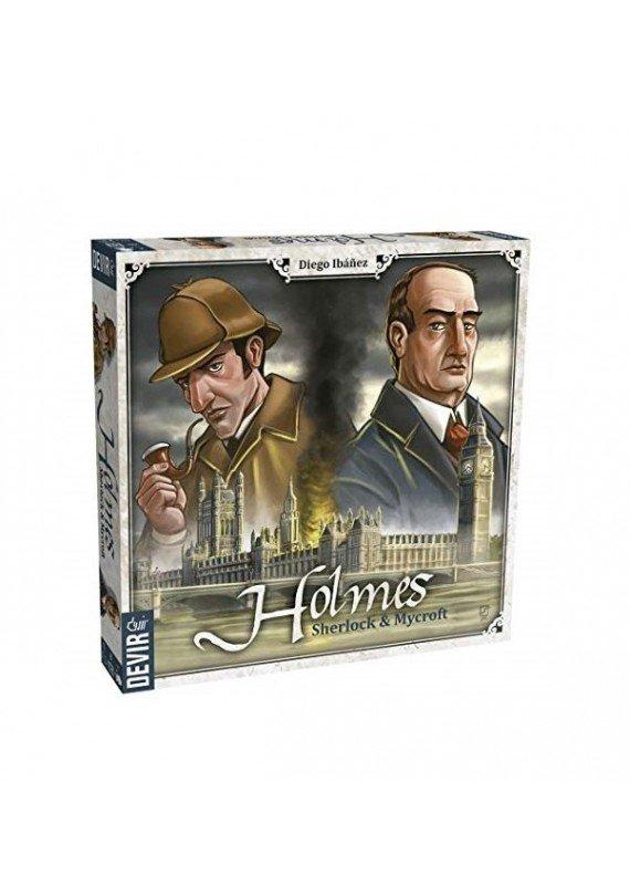 Holmes: Sherlock & Mycroft popup
