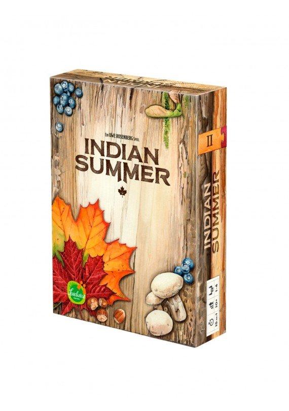 Indian summer popup