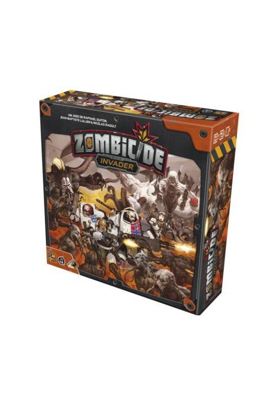 Zombicide Invader popup