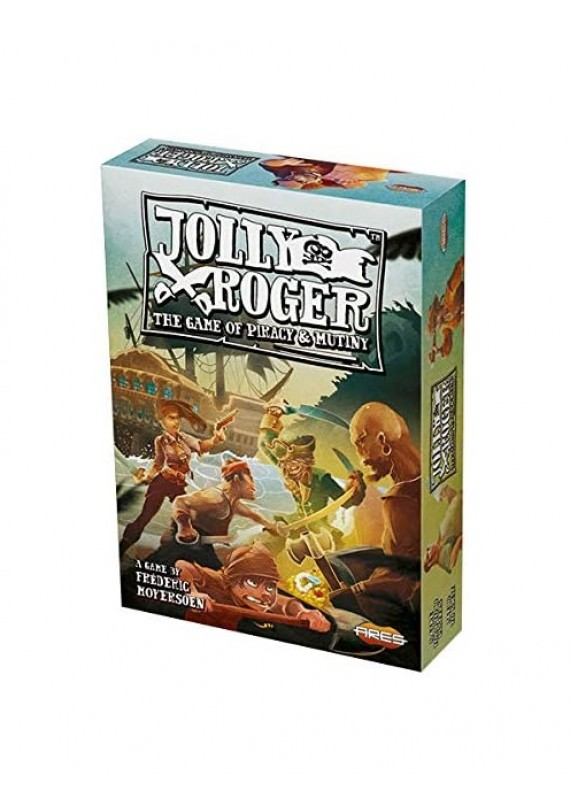 Jolly Roger: um jogo de motins e pirataria popup