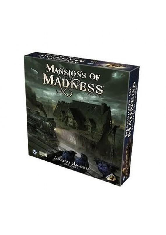 Mansions of Madness: Jornadas Macabras (Expansão) popup