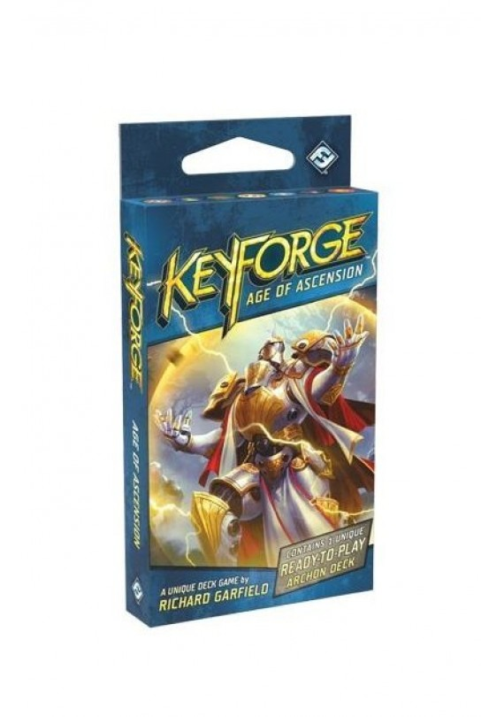 Keyforge: era da ascensão - Deck único popup