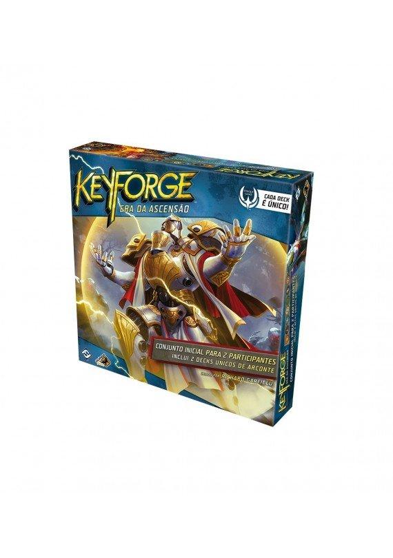 Keyforge: era da ascensão popup