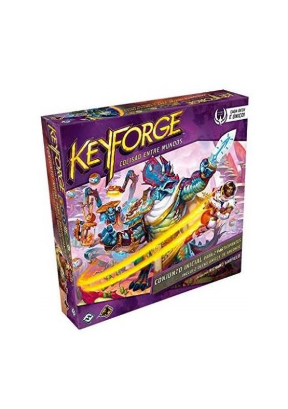 Keyforge: colisão entre mundos popup