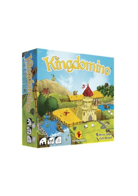 Kingdomino popup