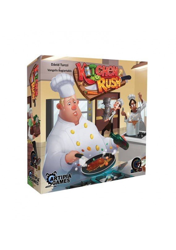 Kitchen rush popup