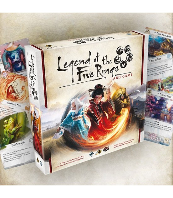 Legend of the five rings: card game