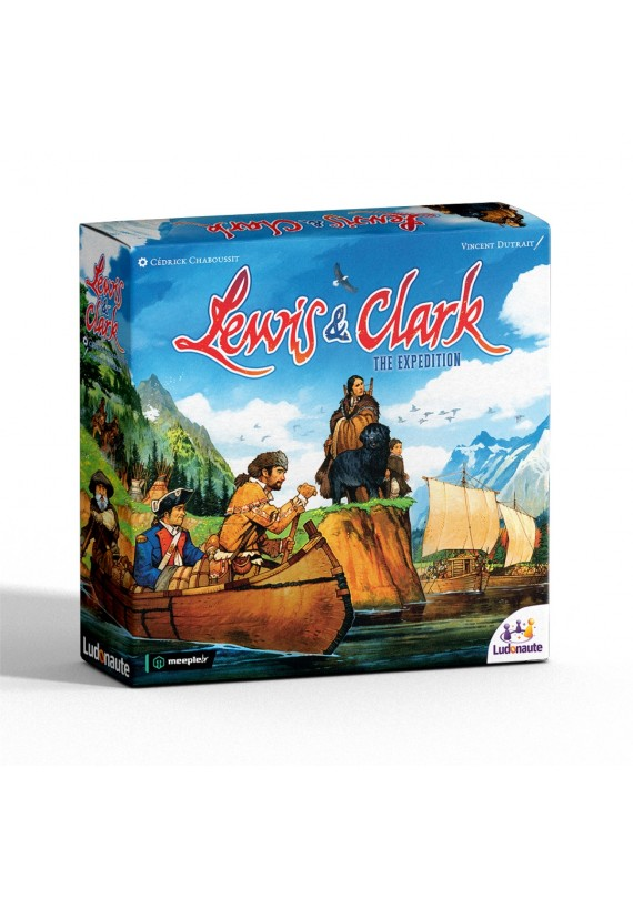 Lewis & Clark: a expedição popup