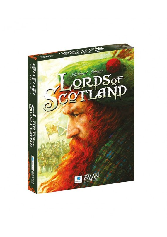 Lords of Scotland popup