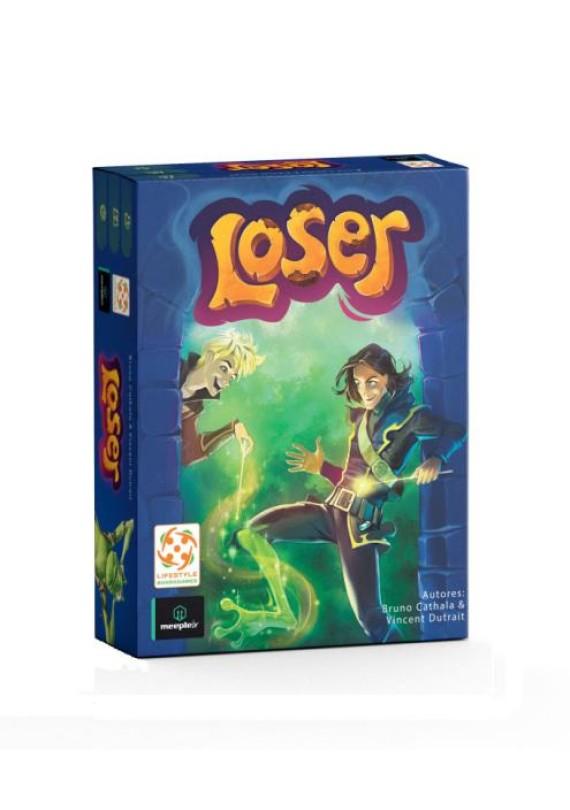 Loser popup