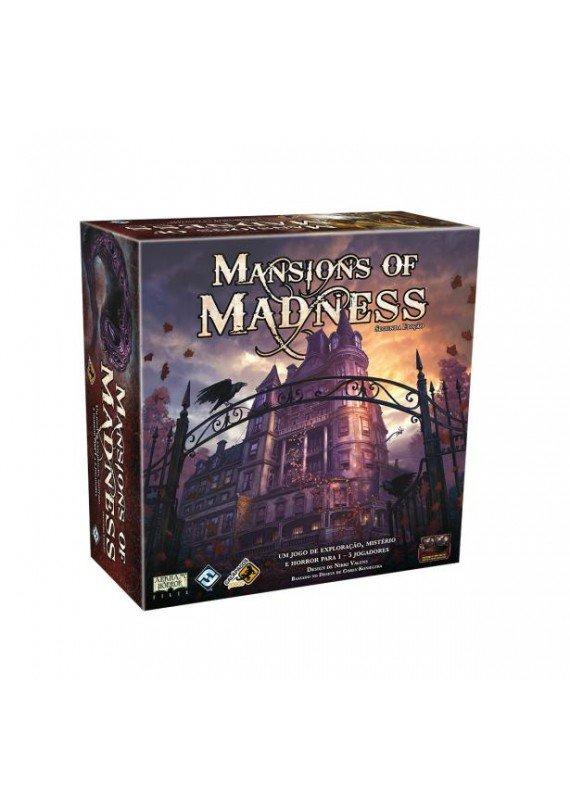 Mansions of Madness, 2a. edição popup