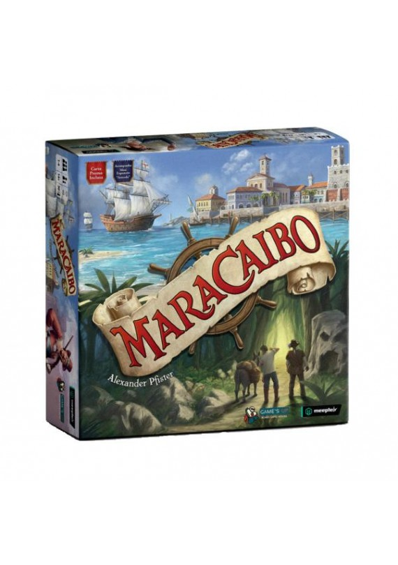 Maracaibo popup