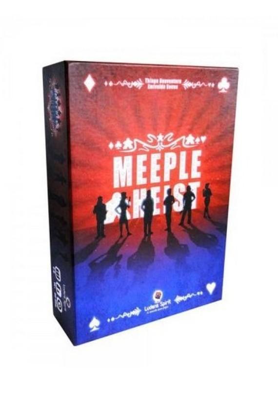 Meeple Heist popup