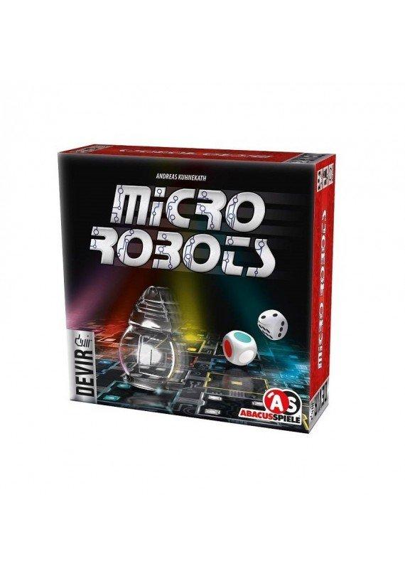 Micro robots popup