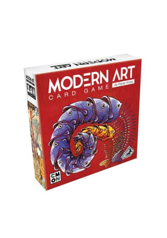 Modern Art: Card Game popup