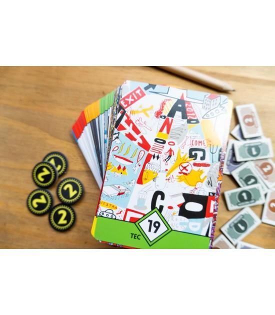 Modern Art: Card Game