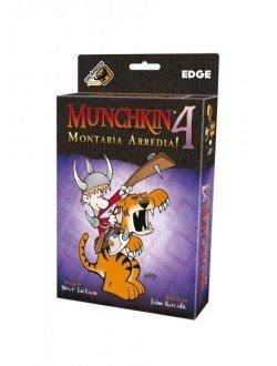 Munchkin 4: Montaria arredia (Exp.)