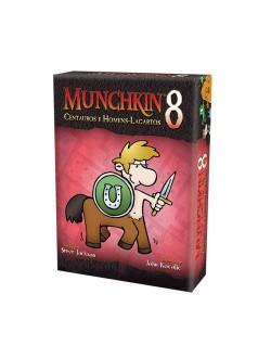 Munchkin 8: centauros e homens-lagartos