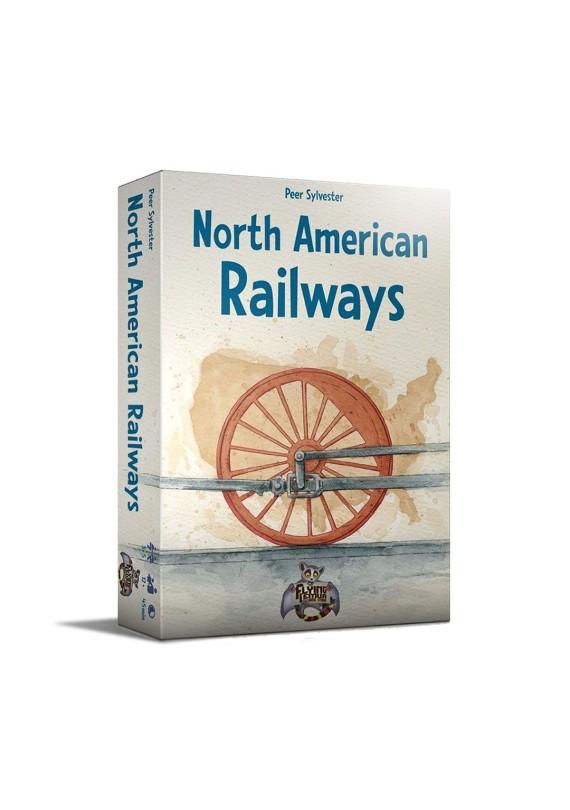 North american railways popup